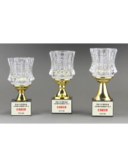 迷你獎盃B702(水晶玻璃碗)