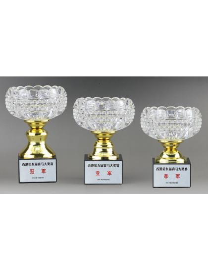 迷你獎盃B707(水晶玻璃碗)