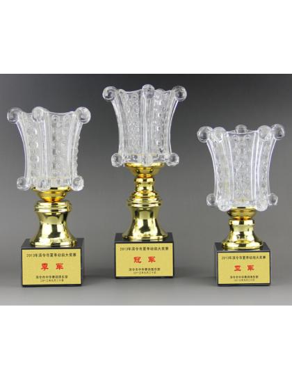 獎盃B710(水晶玻璃碗)