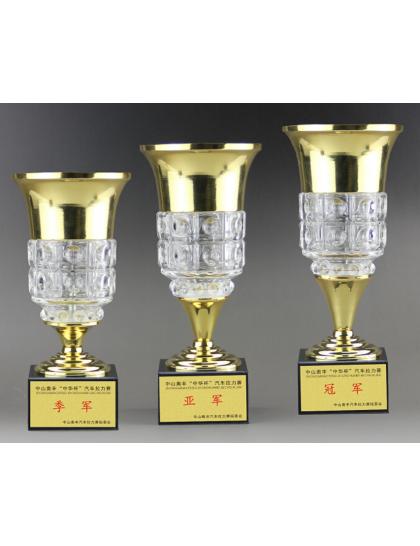 獎盃B711(水晶玻璃碗)