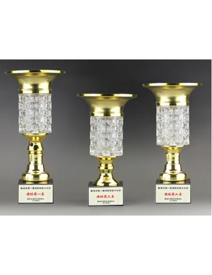 獎盃B721(水晶玻璃碗)