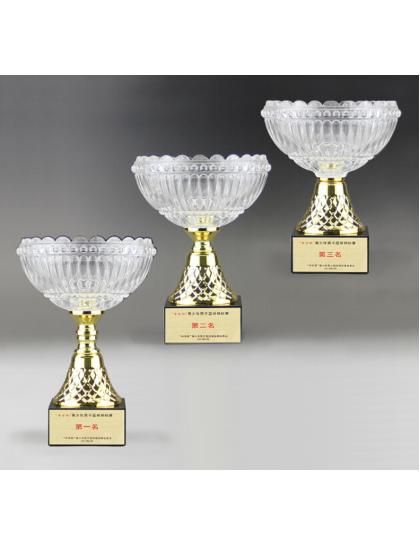 獎盃B726(水晶玻璃碗)