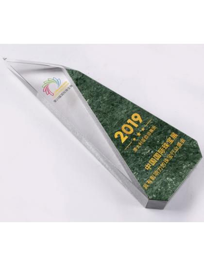 水晶獎座 C0021