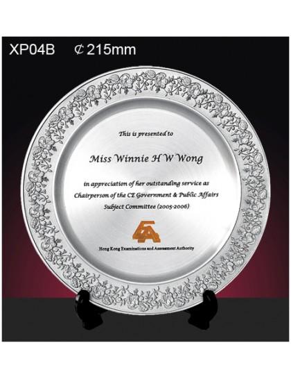 銀碟純錫XP04-直徑173MM,215MM,266MM