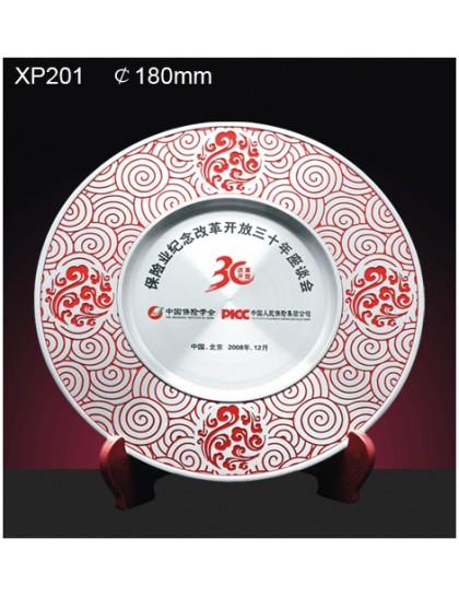銀碟純錫XP201-直徑180mm