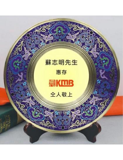 合金銀碟 P100