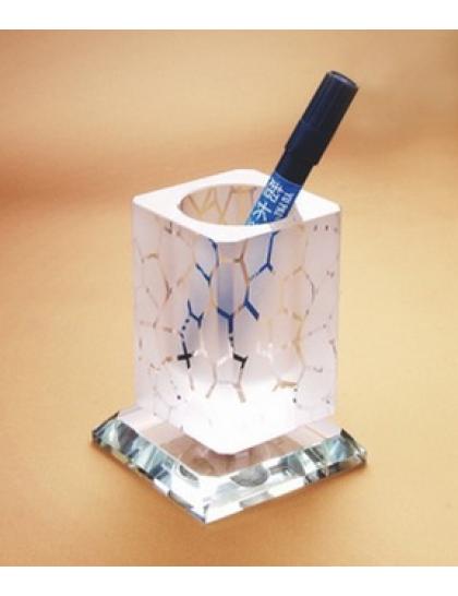 水晶筆筒 CP0007