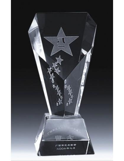 水晶獎座 C0073