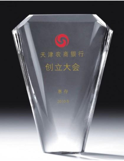 水晶獎座 C0110