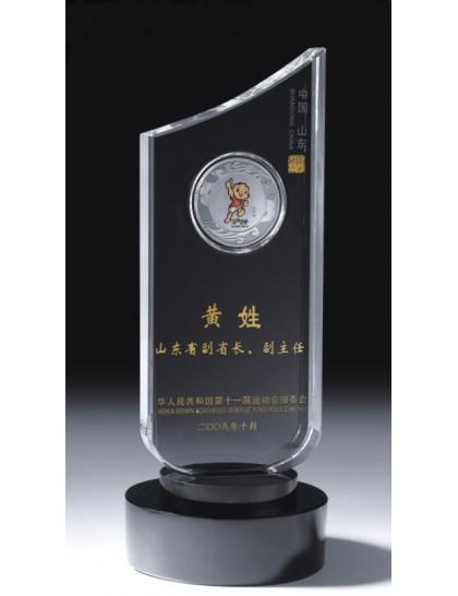 水晶獎座 C0114