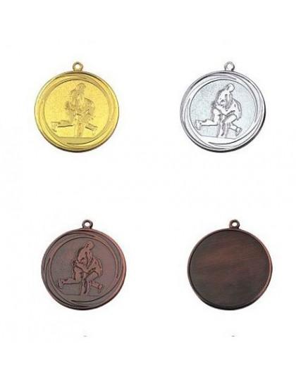 金屬獎牌 M024-直徑6cm