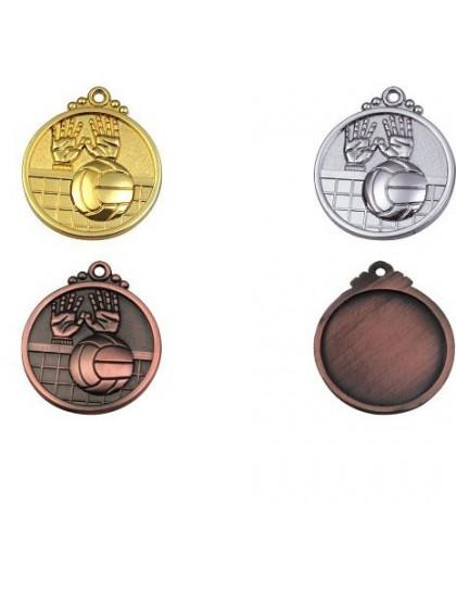 金屬獎牌 M028-直徑5cm