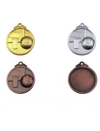 金屬獎牌 M030-直徑6.5cm