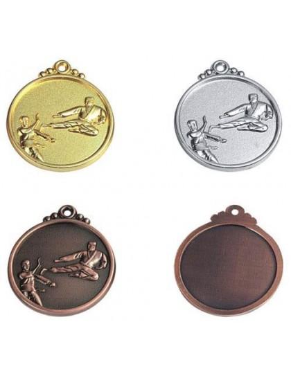 金屬獎牌 M039-直徑5cm