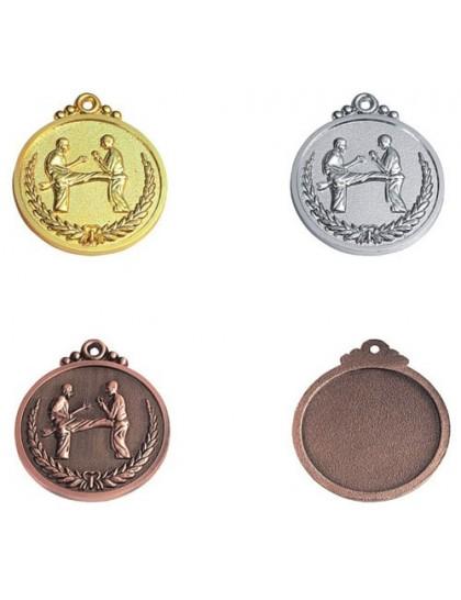 金屬獎牌 M046-直徑5cm