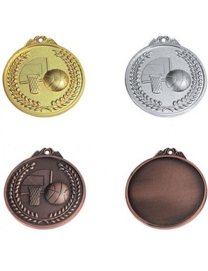 金屬獎牌 M057-直徑6.5cm
