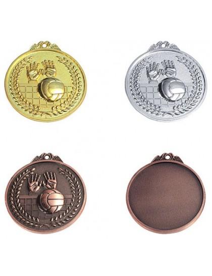 金屬獎牌 M059-直徑6.5cm